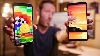 Mate 10 Pro vs Pixel 2 XL    What