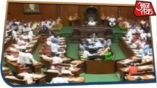 Download 'स्वामी' की टाइमपास पॉलिटिक्स पर BJP का ओवर नाइट प्रोटेस्ट | Khabardar Rohit Sardana के साथ Video