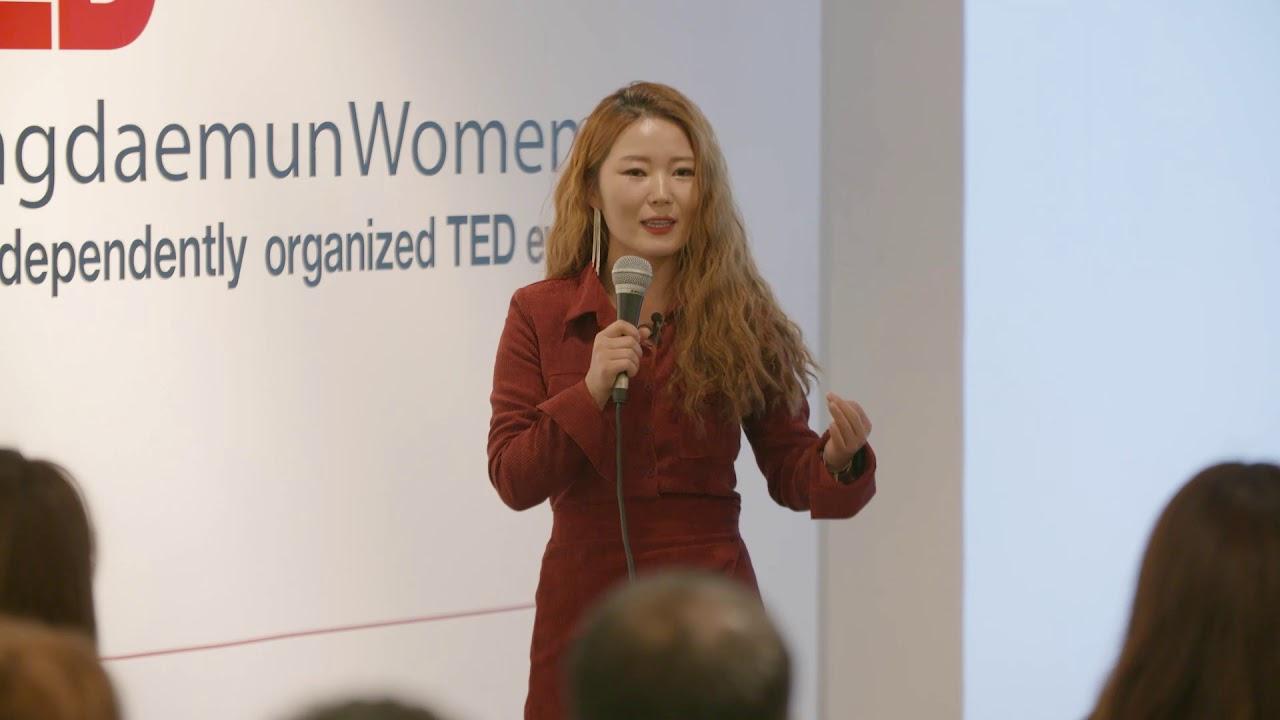 The lives of North Korean women.   Eunhee Park   TEDxDongdaemunWomen