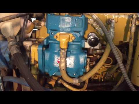 1991 PeterBilt Air Compressor Replacment