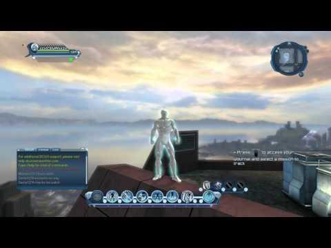 DCUO My Original Marvel Iceman Tier 6 Character