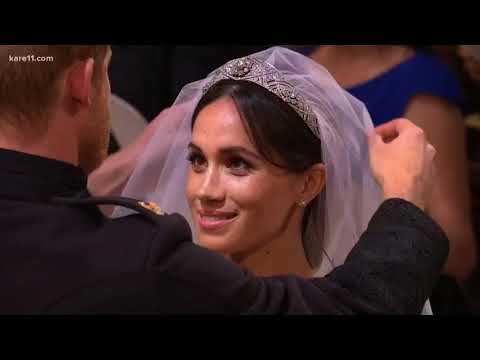 The Wedding Guys show you how to get a Royal Wedding look
