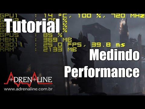 Como ver a performance de seus componentes na tela em tempo real no PC