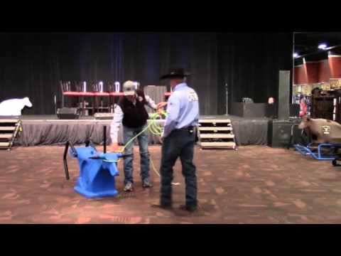 Roping Dummy, RopeSmart Steer, Calf Roping Dummy John McCarthy