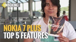 Nokia 7 Plus Unboxing: Top 5 Features!