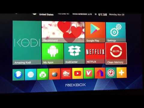 Nexbox A95X Firmware-- A Fix For The Firmware Update Problem
