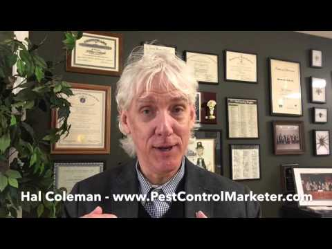 Pest Control Marketing - How to genrate a thousand new referral customers!!!