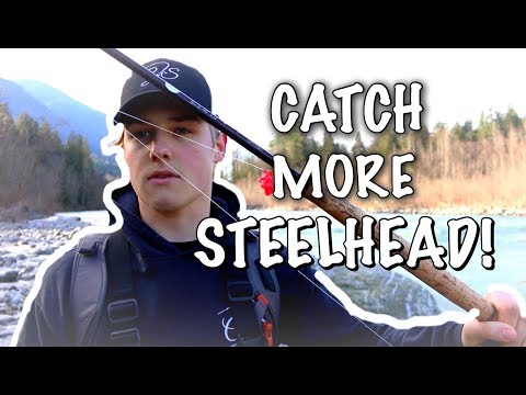 How To Float Fish For Winter Steelhead