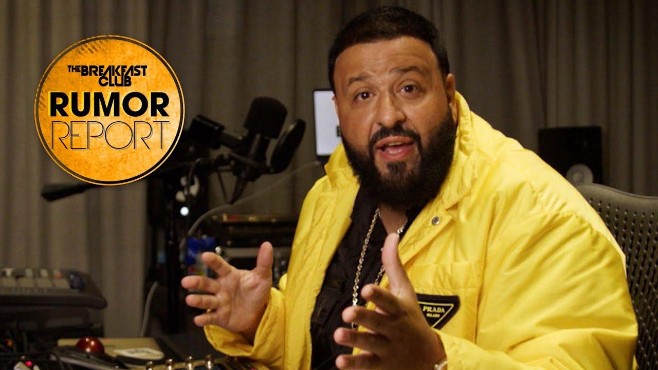 DJ Khaled Gets Backlash for Posting Twerk Video, Snoop Dogg Creating Biopic Anthology