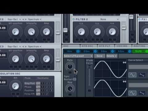 SUB BASS Secrets in Native Instruments MASSIVE -  Pt 1 of 2