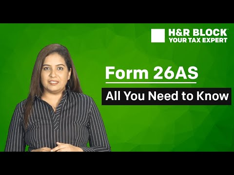 Importance and implications for 'Form 26AS'