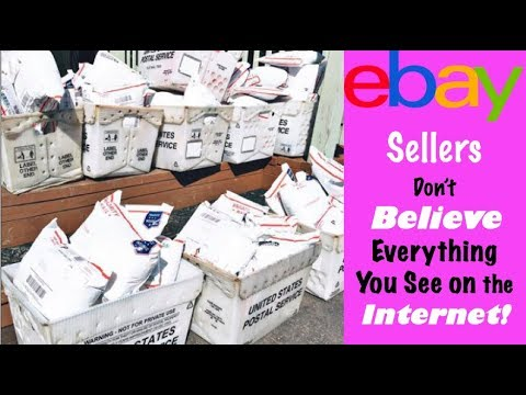 How to Sell on eBay:  Important Tip for EVERY eBay Seller