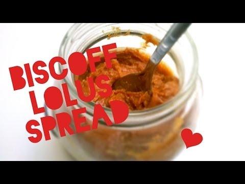 Lotus / Biscoff spread