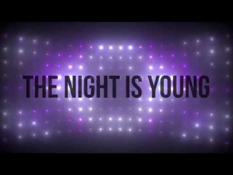 China Anne McClain - Night is Young (Lyric Video)