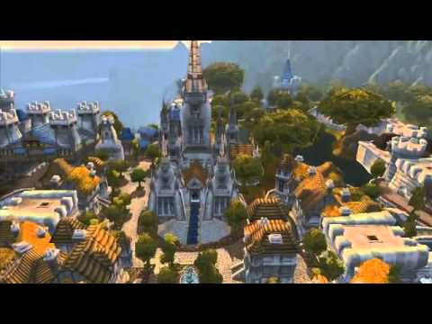 World of Warcraft Cataclysm Revamped Cities