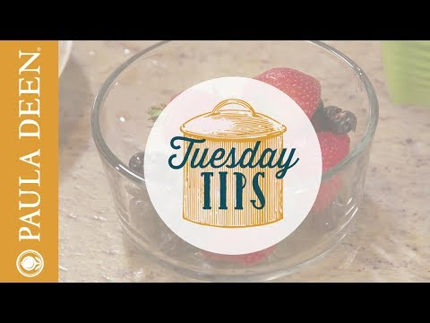 Keep Berries Fresh - Tuesday Tips