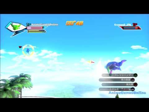 Dragon Ball Xenoverse 1-vs-1 Online Gameplay (BETA)