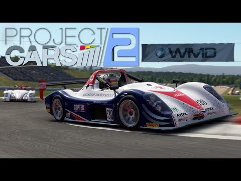 Project Cars 2 How I Got Into Virtual Racing