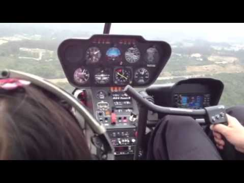 Watsonville Helicopter Ride