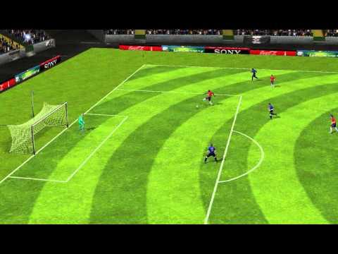 FIFA 14 Android - Netherlands VS Costa Rica
