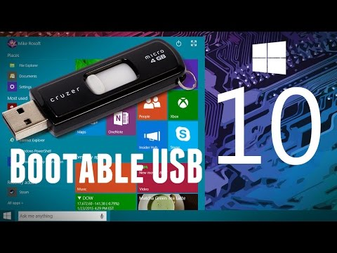 Rufus: How to Create Windows 10 Bootable USB Flash Drive