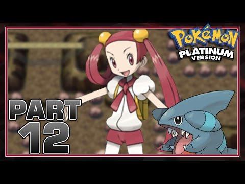 Pokemon Platinum - Part 12 - Wayward Cave
