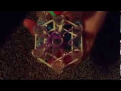 Easy rainbow loom starburst ring