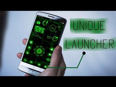 3 UNIQUE Android Launchers - NO ROOT 2017