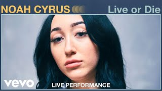 "Noah Cyrus - ""Live or Die"" Live Performance 