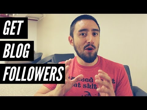 How to Get More Blog Readers and Followers