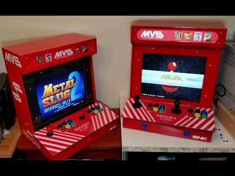 Build a Desktop Arcade Machine with Raspberry Pi 3 and Retropie: Super Turbo Pro Edition