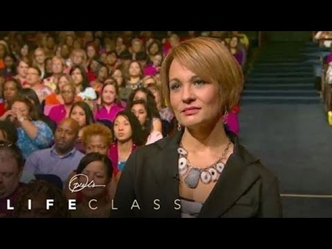 Pastor Joel Osteen Helps a Woman Feel Worthy   Oprah's Lifeclass   Oprah Winfrey Network