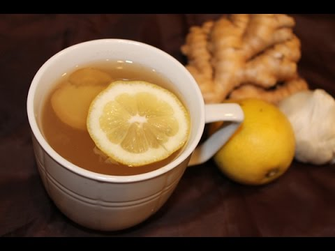 Natural Cold & Cough Remedy Tea