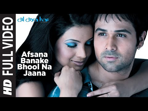 Afsana Banake Bhool Na Jaana (Remix) Lyrics   Afsana ...