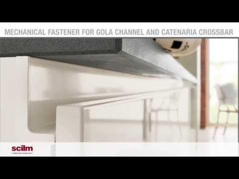 Scilm - PROFILI GOLA CUCINA - GOLA PROFILE KITCHENS