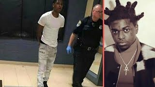 "NBA YoungBoy Released From Jail Says ""Now We Need Kodak Black Released"" YoungBoy Home After Arrest"