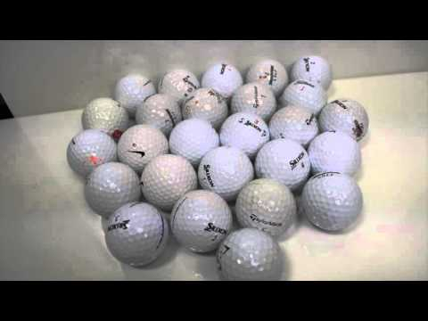 Grade A golf balls - Lake Golf Balls