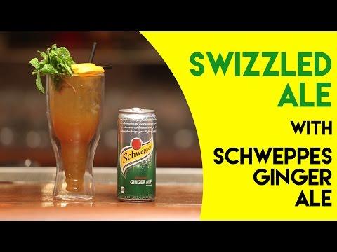 Swizzled Ale || Mix The Fizz || Schweppes