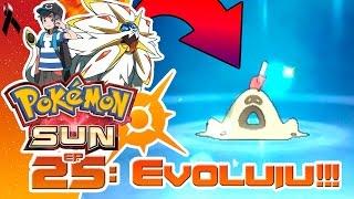 SANDYGAST TÁ EVOLUINDO!!!   Pokémon Sun #25