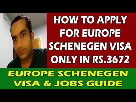Poland Europe Schengen Visa Process