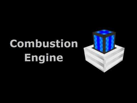 Combustion Engine (Tekkit/Feed The Beast) - Minecraft In Minutes