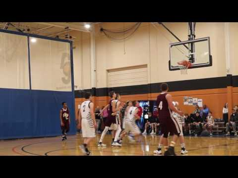 Kevin Centers Club Ohio AAU 4/22/17 Highlights