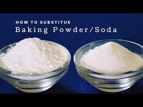 How to make Baking Powder and Baking Soda at Home - Homemade Baking Powder and Baking Soda