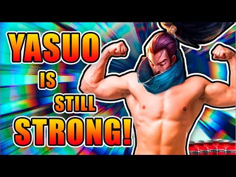 TheWanderingPro - Yasuo is still strong !