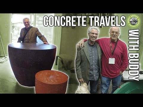Concrete Travels With Buddy - Episode 7 - Paulo's House