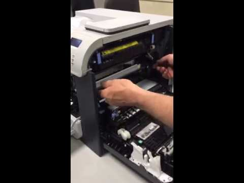 Tutorial HP M551 Laserjet Repair