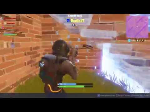 THE MOST INSANE SNIPER SHOOTOUT ENDING EVER - Fortnite Battle Royale Sniper Shootout V2