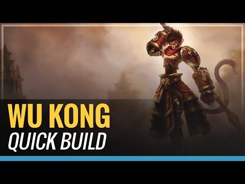 Wukong - S4 Quick Build - League of Legends
