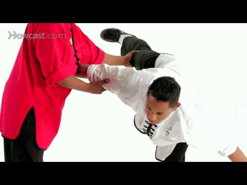 How to Do the Butterfly Kick | Shaolin Kung Fu