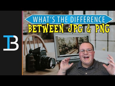 What Is The Difference Between JPG & PNG Images? (Should You Use JPG or PNG?)